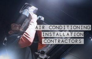 Air Conditioning Installation Gallery Contracting