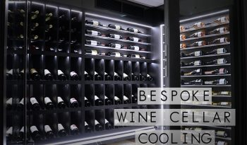 Bespoke Wine Cellar Storing