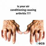 Is Using Air Conditioning Causing Arthritis?