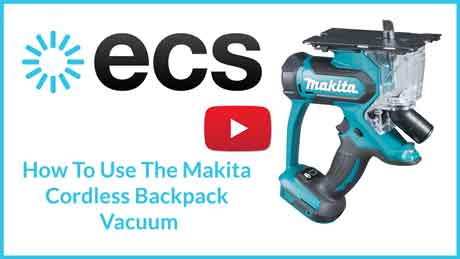 Click To Watch YouTube On Air Conditioning Installation Tools How To Use The Makita Cordless Backpack Vacuum